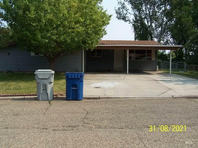 834 S 20th St, Nampa, ID 83651 (MLS #98818262) :: Scott Swan Real Estate Group