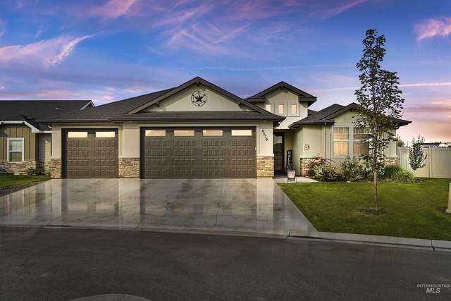 4579 S. Gabbro Way, Nampa, ID 83686 (MLS #98818268) :: Idaho Life Real Estate