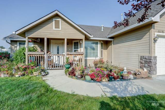 1117 Palace Ave, Emmett, ID 83617 (MLS #98818272) :: Team One Group Real Estate