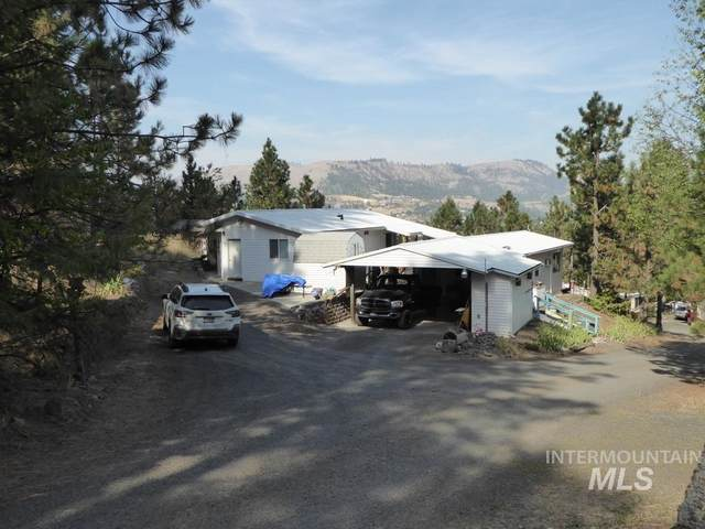 208 Chief Looking Glass Lane, Kamiah, ID 83536 (MLS #98818275) :: First Service Group