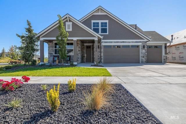 1334 N Kotinos Ave, Eagle, ID 83616 (MLS #98818315) :: Boise River Realty
