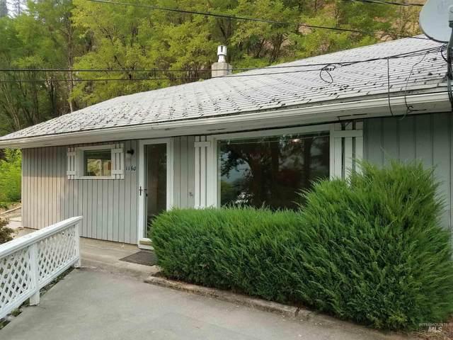 1160 Ellis Ave, Orofino, ID 83544 (MLS #98818389) :: Michael Ryan Real Estate