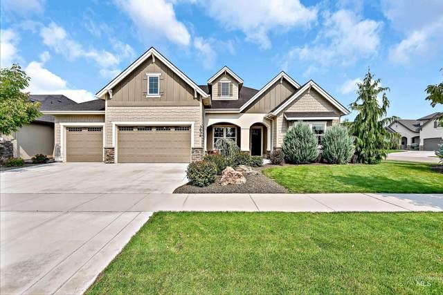 3636 W Heidelberg Street, Eagle, ID 83616 (MLS #98818393) :: Idaho Life Real Estate