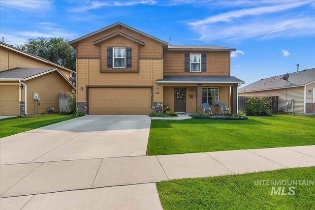 1975 E Wrightwood Drive, Meridian, ID 83642 (MLS #98818401) :: Juniper Realty Group