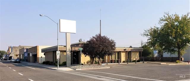 103 S Birch St., Shoshone, ID 83352 (MLS #98818404) :: Trailhead Realty Group