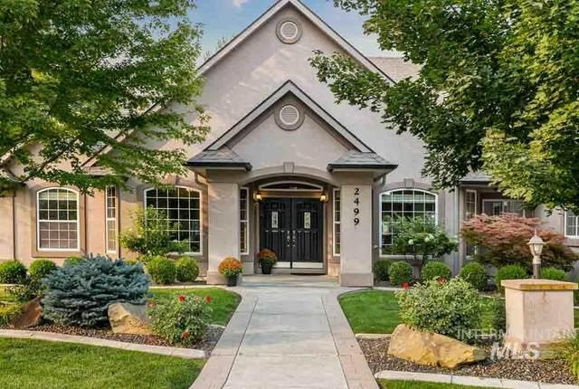 2499 N Crooked Creek Way, Meridian, ID 83646 (MLS #98818414) :: Scott Swan Real Estate Group