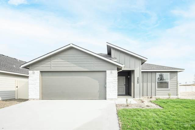 4960 W Ladle Rapids Dr, Meridian, ID 83646 (MLS #98818419) :: Navigate Real Estate