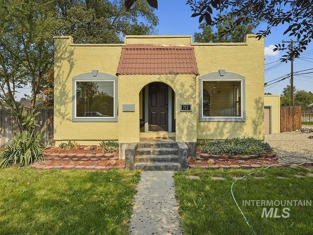 712 9th Street South, Nampa, ID 83651 (MLS #98818434) :: Idaho Life Real Estate