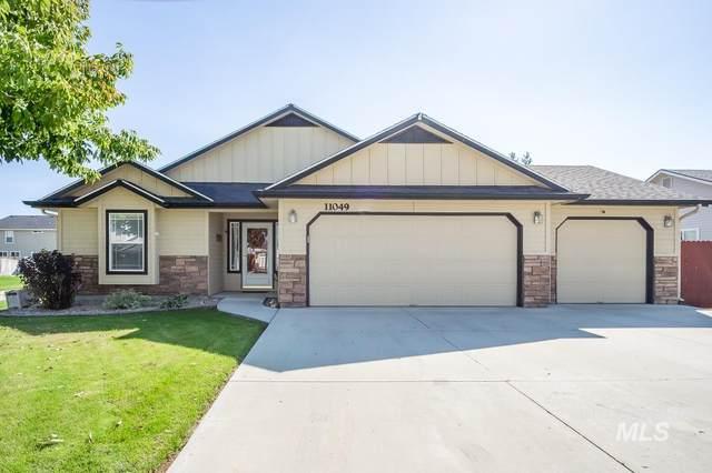 11049 W Wild Iris St, Star, ID 83669 (MLS #98818449) :: Build Idaho
