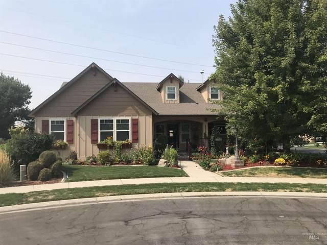 2625 N Waggle Pl, Meridian, ID 83646 (MLS #98818456) :: Idaho Life Real Estate