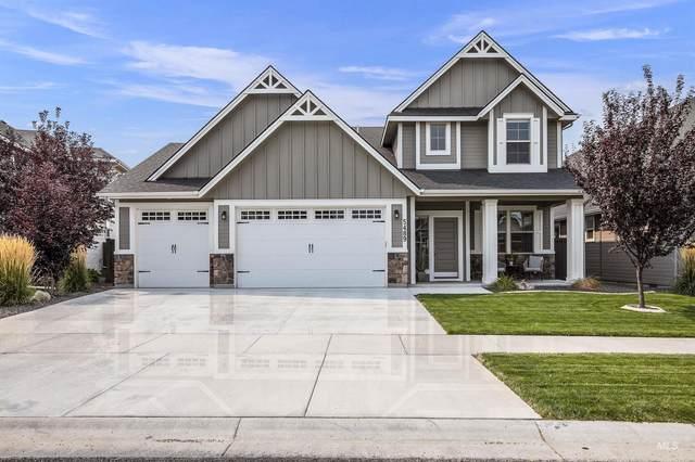 5489 S Palatino Ave, Meridian, ID 83642 (MLS #98818482) :: Trailhead Realty Group