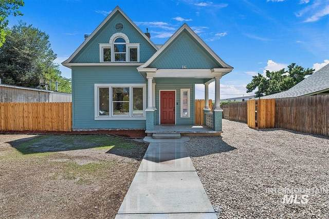 16 9th Ave. N., Nampa, ID 83687 (MLS #98818483) :: Boise River Realty