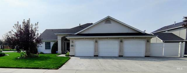 85 S Blue Heron Way, Nampa, ID 83687 (MLS #98818514) :: Scott Swan Real Estate Group