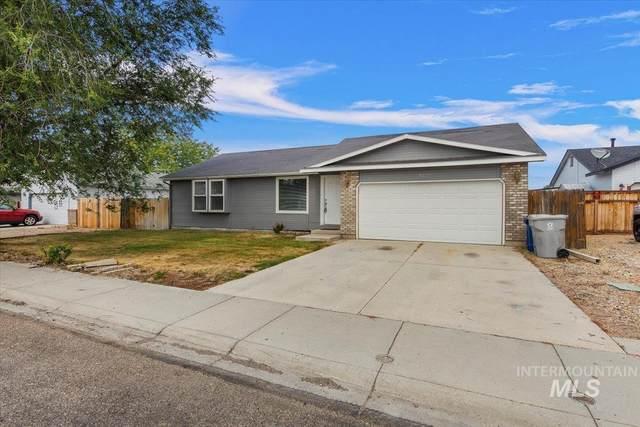 1022 W Hawaii Ave, Nampa, ID 83686 (MLS #98818516) :: Navigate Real Estate