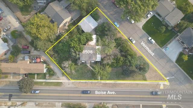 1508 W Boise, Boise, ID 83706 (MLS #98818553) :: Navigate Real Estate