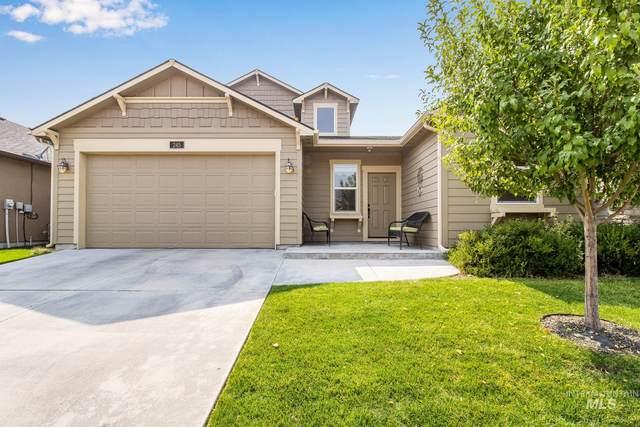 245 E Whitespur St., Meridian, ID 83642 (MLS #98818556) :: Build Idaho