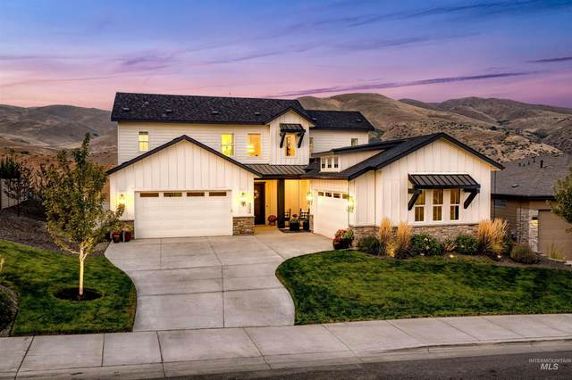 6096 E Barber Dr, Boise, ID 83716 (MLS #98818563) :: New View Team