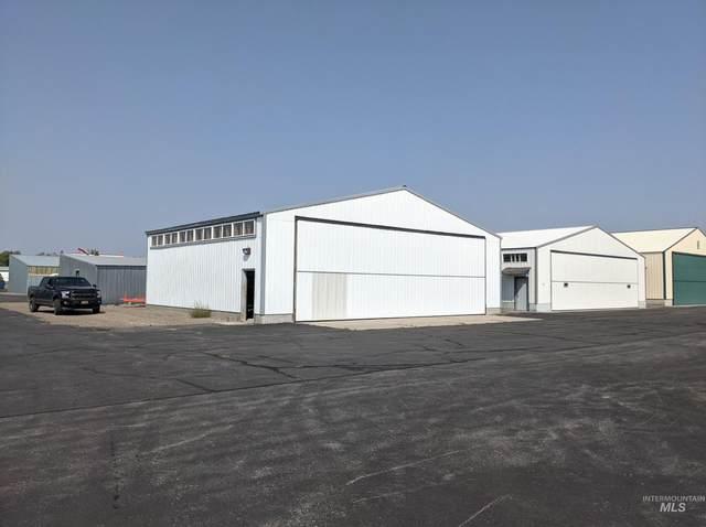 2390 Airport Road, Saint Anthony, ID 83445 (MLS #98818569) :: Build Idaho
