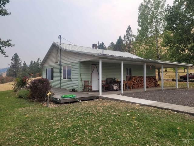 1142 Winona Grade, Kooskia, ID 83539 (MLS #98818578) :: Build Idaho