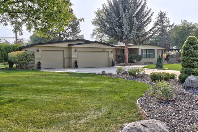 375 Winther Boulevard, Nampa, ID 83651 (MLS #98818588) :: The Bean Team