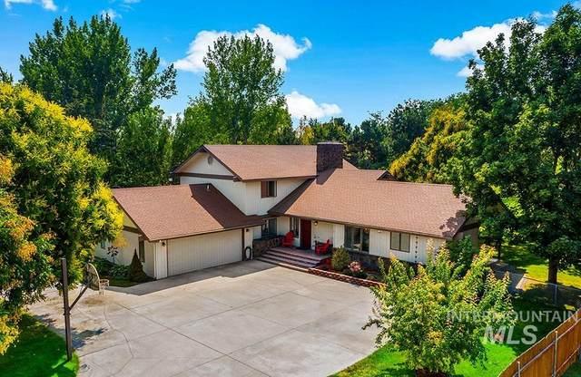 263 S Cotterell Dr, Boise, ID 83709 (MLS #98818591) :: Jon Gosche Real Estate, LLC