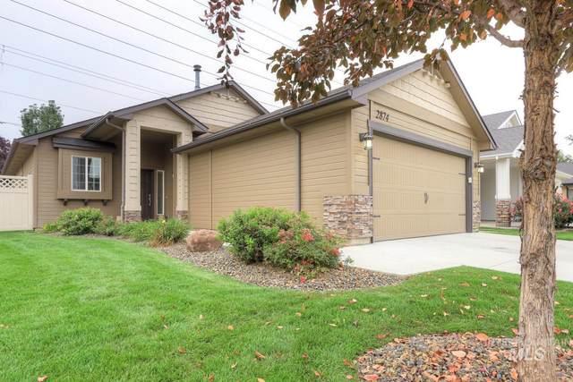 2874 W  Los Flores, Meridian, ID 83646 (MLS #98818605) :: Build Idaho