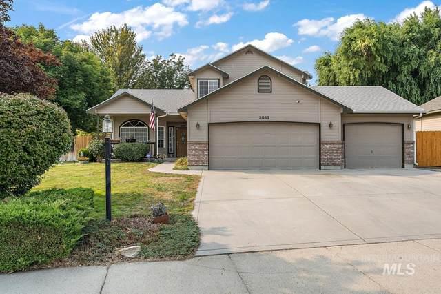 2583 N Shoveler Way, Meridian, ID 83646 (MLS #98818615) :: City of Trees Real Estate