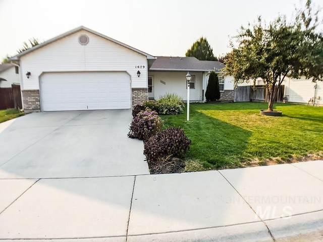1679 S Coronado Ave, Boise, ID 83709 (MLS #98818626) :: The Bean Team