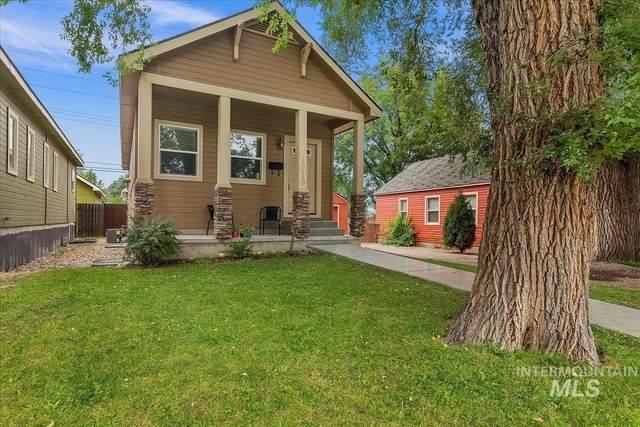 1015 N 30th, Boise, ID 83702 (MLS #98818630) :: Scott Swan Real Estate Group