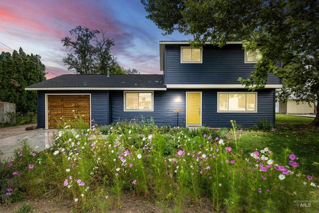 2830 S Pond St, Boise, ID 83716 (MLS #98818650) :: City of Trees Real Estate