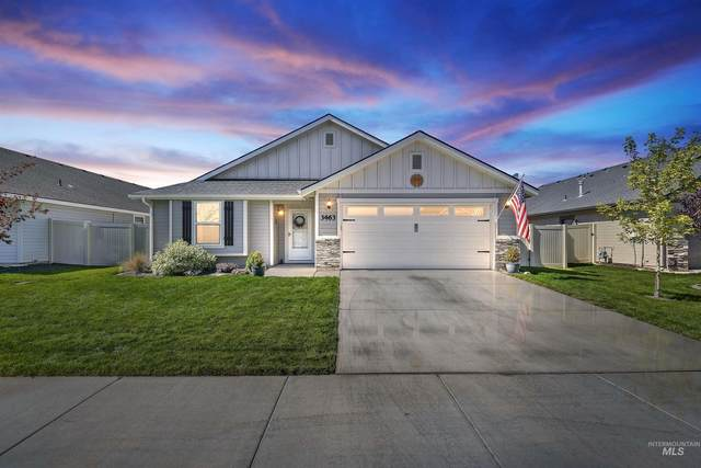 3463 S Cape Coral Ave., Nampa, ID 83686 (MLS #98818654) :: City of Trees Real Estate