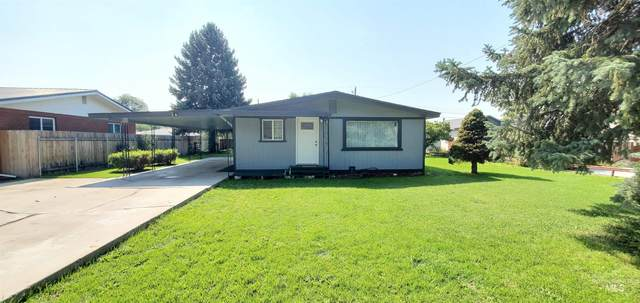 311 Woodlawn Dr, Caldwell, ID 83605 (MLS #98818665) :: City of Trees Real Estate