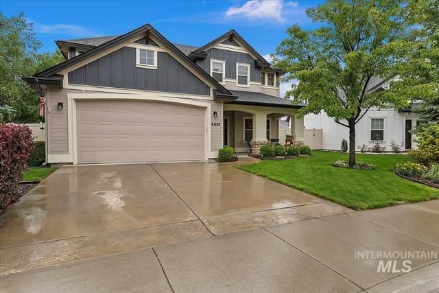4537 N. Molly Way, Meridian, ID 83646 (MLS #98818672) :: Build Idaho