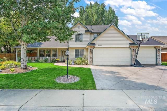 2301 S Georgetown Way, Boise, ID 83709 (MLS #98818680) :: Trailhead Realty Group