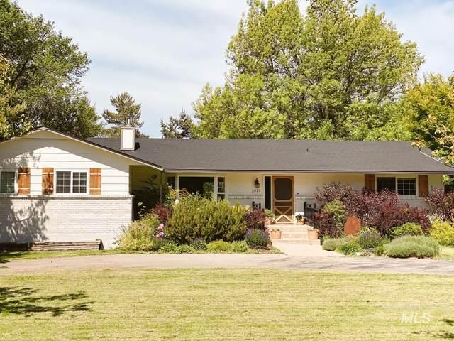 2817 N Haven Dr, Eagle, ID 83616 (MLS #98818700) :: Build Idaho