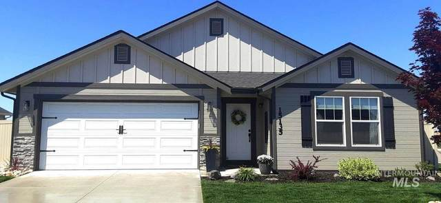 15135 N Fishing Creek Ave, Nampa, ID 83651 (MLS #98818716) :: First Service Group