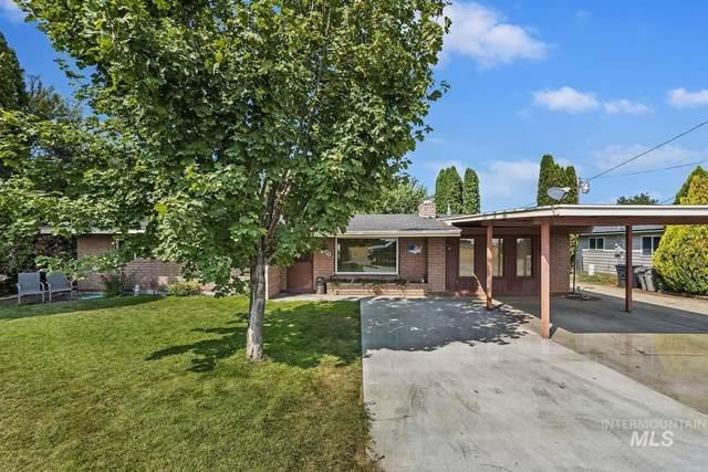 8970 Cherry Lane, Nampa, ID 83687 (MLS #98818723) :: Navigate Real Estate
