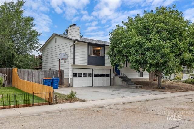 4934 S Maverick Way, Boise, ID 83709 (MLS #98818737) :: New View Team