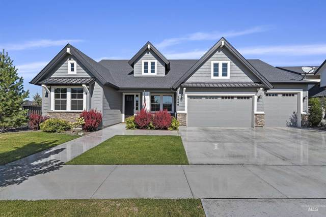 3446 E Angus Hill Dr, Meridian, ID 83642 (MLS #98818774) :: Scott Swan Real Estate Group