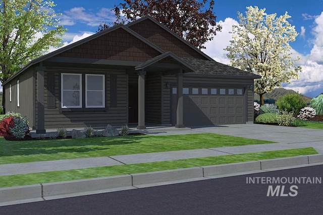 3811 Hickory Smoke St., Caldwell, ID 83605 (MLS #98818780) :: Jon Gosche Real Estate, LLC
