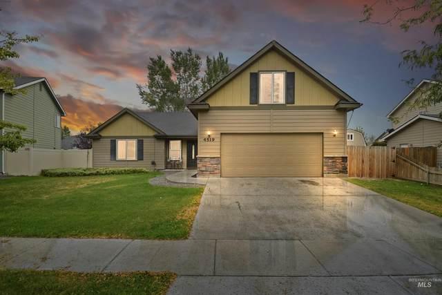 4519 E Rhineriver Dr., Nampa, ID 83686 (MLS #98818800) :: Bafundi Real Estate