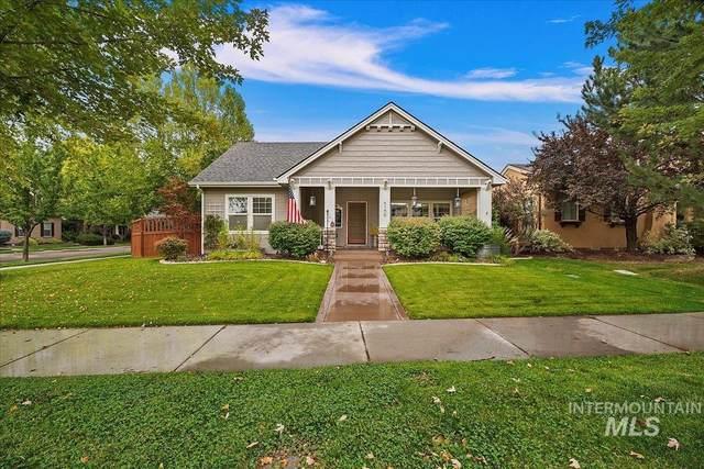 4166 W Hidden Springs Dr., Boise, ID 83714 (MLS #98818801) :: Jon Gosche Real Estate, LLC
