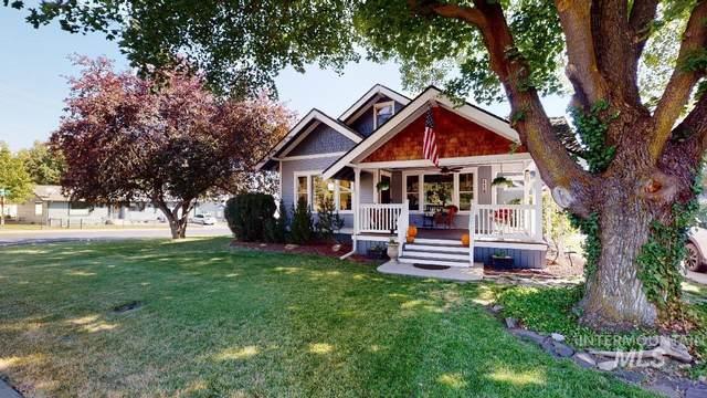 116 N Montgomery, Uniontown, WA 99179 (MLS #98818819) :: Beasley Realty