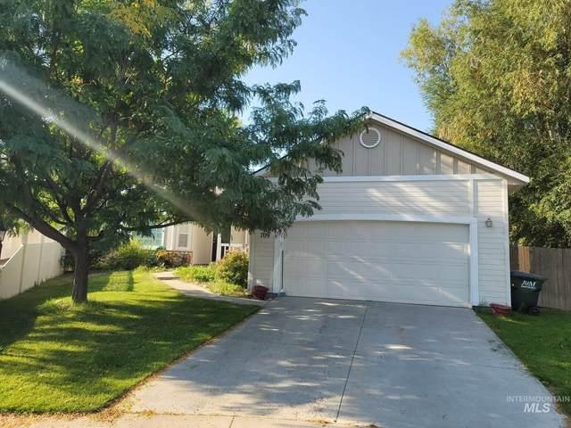 709 N Kerogen Place, Kuna, ID 83634 (MLS #98818821) :: Full Sail Real Estate