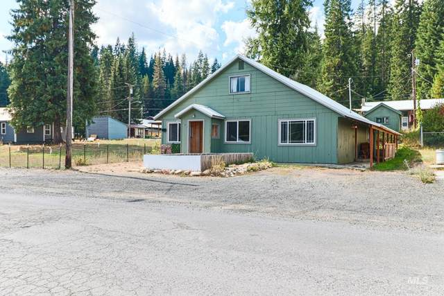 109 Second Ave S, Pierce, ID 83546 (MLS #98818837) :: Epic Realty