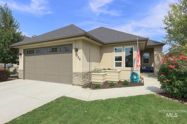 386 W Cagney St, Meridian, ID 83646 (MLS #98818839) :: Build Idaho