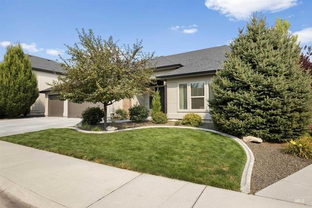 3528 E Cullen Street, Meridian, ID 83642 (MLS #98818841) :: Michael Ryan Real Estate
