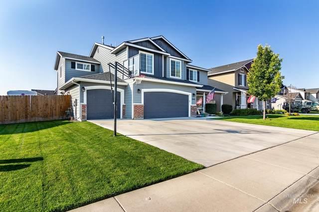 12649 Brownstone St, Nampa, ID 83651 (MLS #98818846) :: Navigate Real Estate