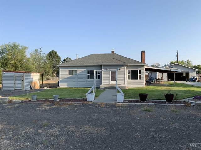 450 S Wendell St, Wendell, ID 83355 (MLS #98818849) :: Juniper Realty Group