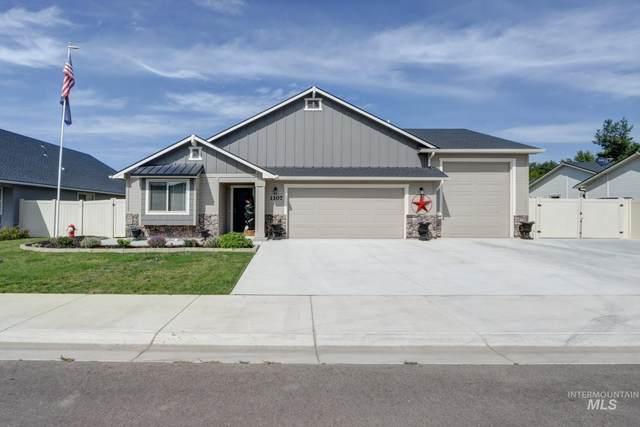 1307 Cottonwood Dr, Fruitland, ID 83619 (MLS #98818860) :: Boise River Realty